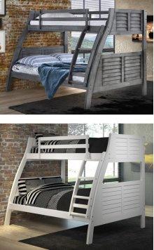Easton Twin/Full Bunk Bed
