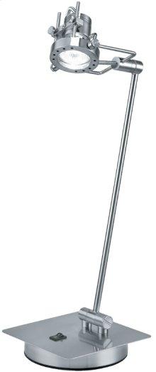 Halogen Desk Lamp, 50w/mr-16 Type