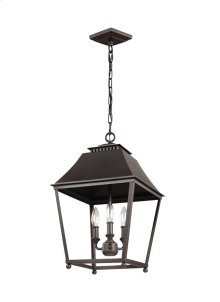 3 - Light Indoor Pendant
