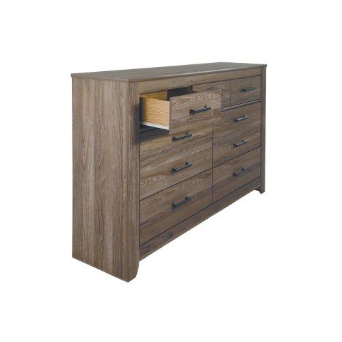 B248 Dresser Only (Zelen)