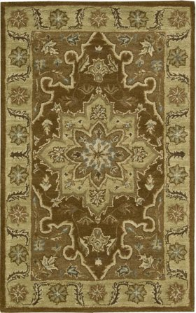 """INDIA HOUSE IH66 CHO RECTANGLE RUG Available in Sizes: 2'.3""""X 7'.6"""",  2'.6""""X 4'.0"""",  3'.6""""X 5'.6"""",  5'.0""""X 8'.0"""",  8'.0""""X 10'.6"""""""
