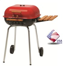 4101 Swinger Square Utility [Red]