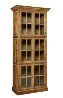 Fir Single Stack Bookcase