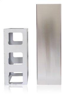 "Island Hood Chimney Extension Kit - Stainless Steel (36"" Length)"
