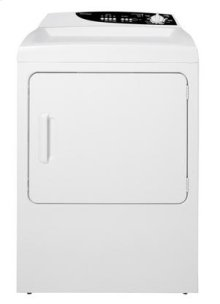 White 6.0 cu.ft Dryer