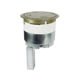 Evolution 8ATC2P Series Recessed Prewired Assembly with Surface Style Cover