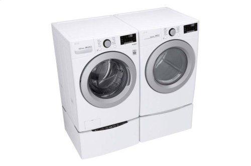 7.4 cu. ft. Ultra Large Capacity Smart wi-fi Enabled Gas Dryer