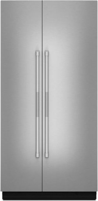 """RISE(TM) 42"""" Fully Integrated Built-In Side-by-Side Refrigerator Panel-Kit, RISE"""