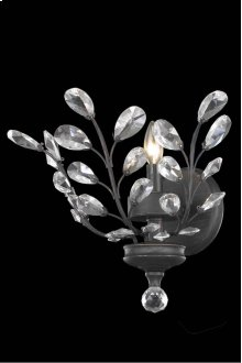 2011 Orchid Collection Wall Sconce Dark Bronze Finish
