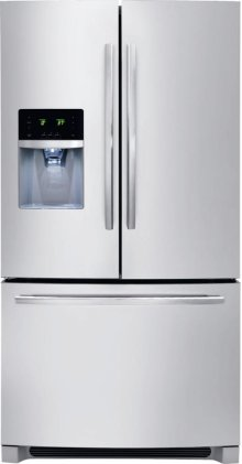CLOSEOUT ITEM: 21.9 Cu. Ft. French Door Counter-Depth Refrigerator