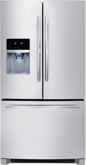 21.9 Cu. Ft. French Door Counter-Depth Refrigerator