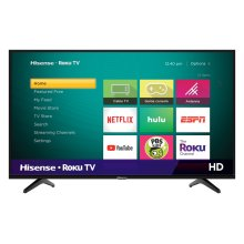 "32"" Class - H4 Series - HD Hisense Roku TV (31.5"" diag)"