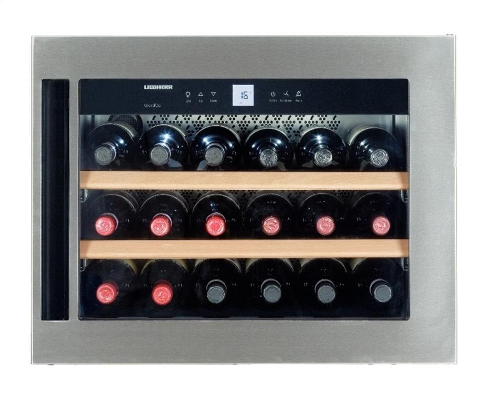 Liebherr 24  Built-In Wine Storage Cabinet  sc 1 st  Kellyu0027s Home Center & HWS1800Liebherr 24