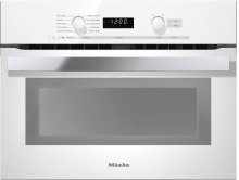 H 6200 BM AM 24 Inch Speed Oven With electronic clock/timer and combination modes for quick, perfect results.