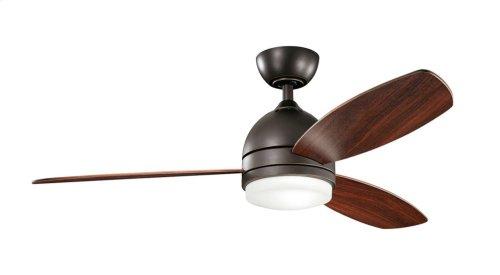 """Vassar LED 52"""" Fan Olde Bronze®"""
