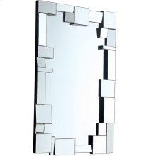 """Jade Mirror - 31.5"""" W x 3"""" D x 48"""" H"""