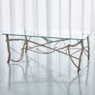 Twig Cocktail Table-Silver Leaf Product Image