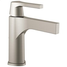 Stainless Single Handle Bathroom Faucet