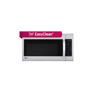 LG Appliances2.0 cu. ft. Over-the-Range Microwave Oven with EasyClean®