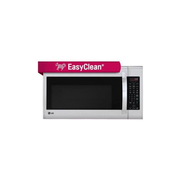 LG Appliances 2.0 cu. ft. Over-the-Range Microwave Oven with EasyClean®