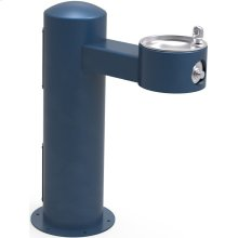 Elkay Outdoor Fountain Pedestal Non-Filtered, Non-Refrigerated Freeze Resistant Blue