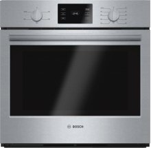 "500 Series, 30"", Single Wall Oven, SS, Thermal, Knob Control"