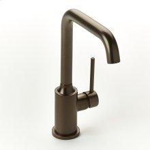 Single Lever Lavatory Faucet Taos Series 17 Bronze