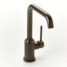 Single Lever Lavatory Faucet Taos Series 17 Bronze