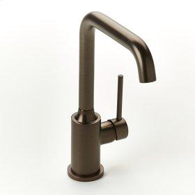 Single-lever Lavatory Faucet River (series 17) Bronze