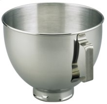 Stainless Steel Mixing Bowl w/ Handle Stand Mixer Bowl