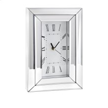 Clara Mirror Desk Clock