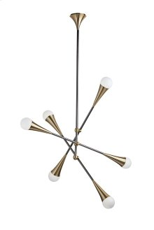 Zenith Ceiling Light - Black