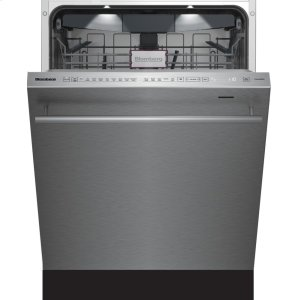 "Blomberg Appliances24"" Tall Tub dishwasher 8 cycles top control 3rd rack stainless 45dBA"