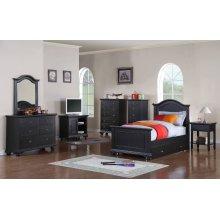 Brook Black Youth Bedroom