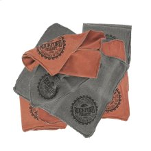Assorted pack of RF Shop Rags (6 pk)