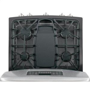"GE® 30"" Free-Standing Gas Double Oven Range"