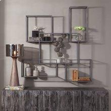 Quentin Metal Wall Shelf