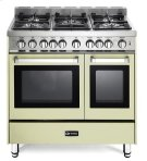 """Antique White 36"""" Gas Double Oven Range - 'N' Series Product Image"""