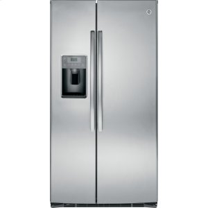 ®ENERGY STAR® 25.3 Cu. Ft. Side-By-Side Refrigerator - STAINLESS STEEL