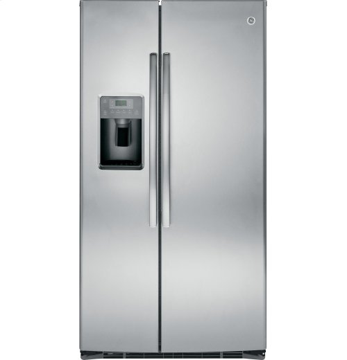 GE® ENERGY STAR® 25.3 Cu. Ft. Side-By-Side Refrigerator [OPEN BOX]