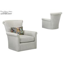 Jolie Swivel Chair (Corey Damen Jenkins Collection)
