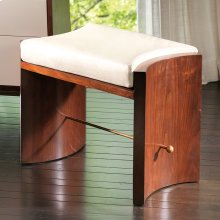 Cinch Bench-Walnut