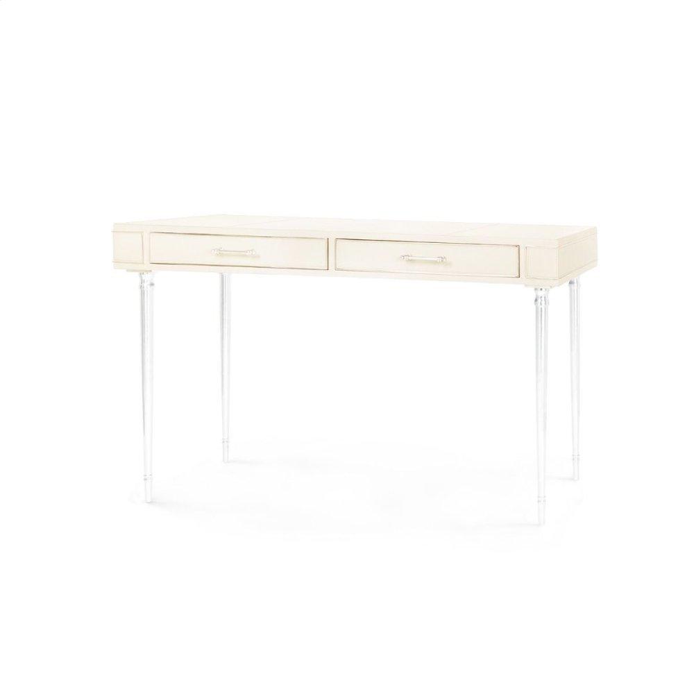 Jolene Desk, Ivory