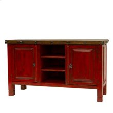 Red Walnut TV Stands