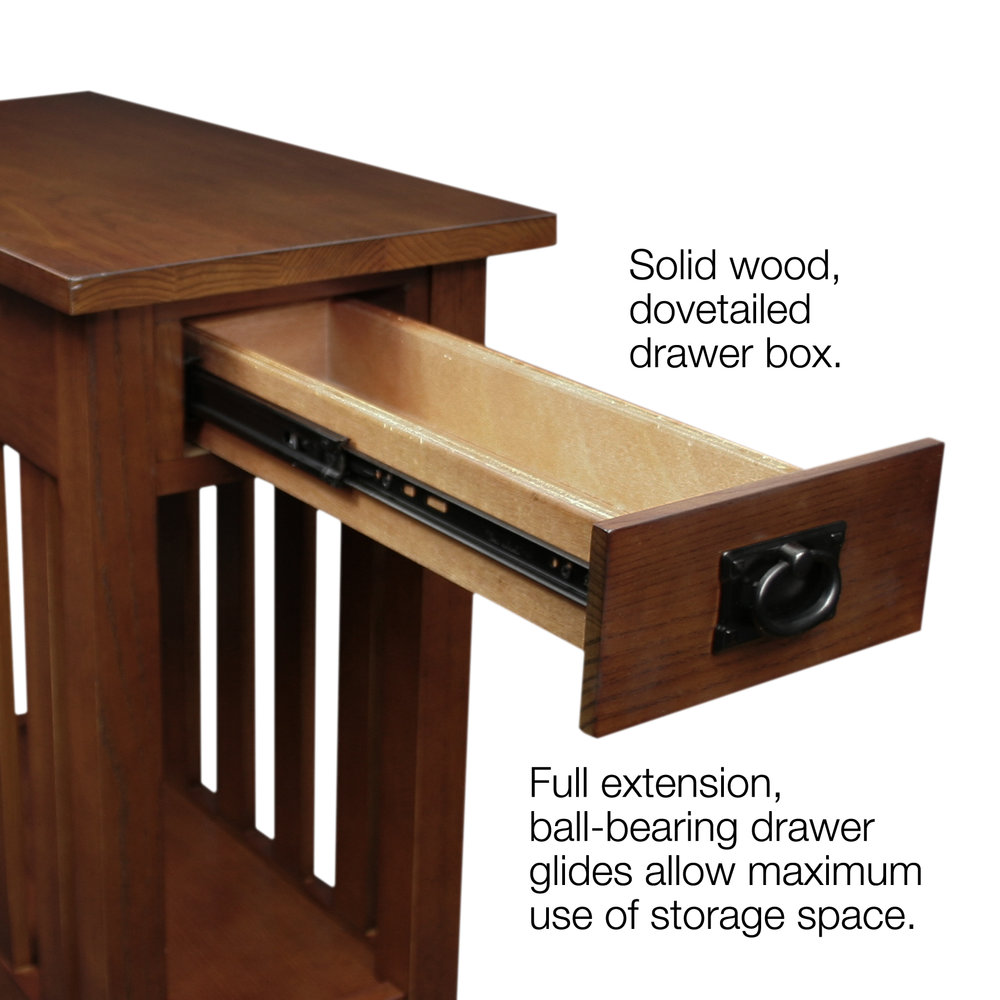Hidden · Additional Mission Side Table #8202