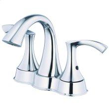 Chrome Antioch® Two Handle Centerset Lavatory Faucet