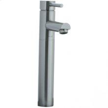 Techno - Single Handle High Profile Lavatory Faucet (for vessel bowls) - Polished Chrome