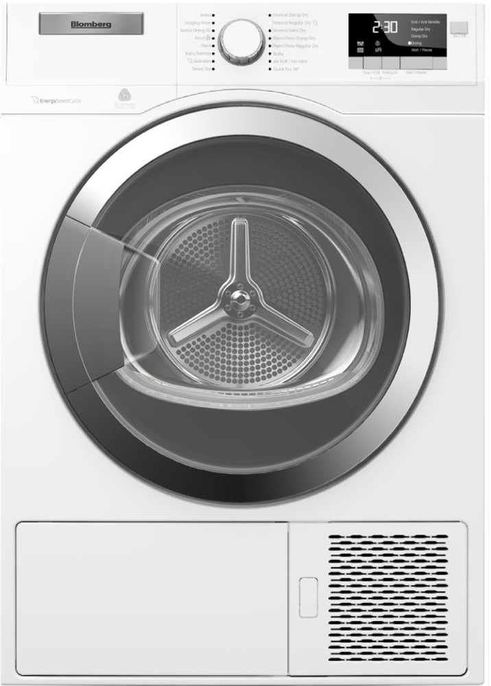 fisher and paykel heat pump dryer manual