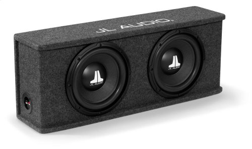 Dual 10WXv2 BassWedge, Sealed, 2