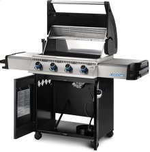 Legend 485 Black Gas Grill